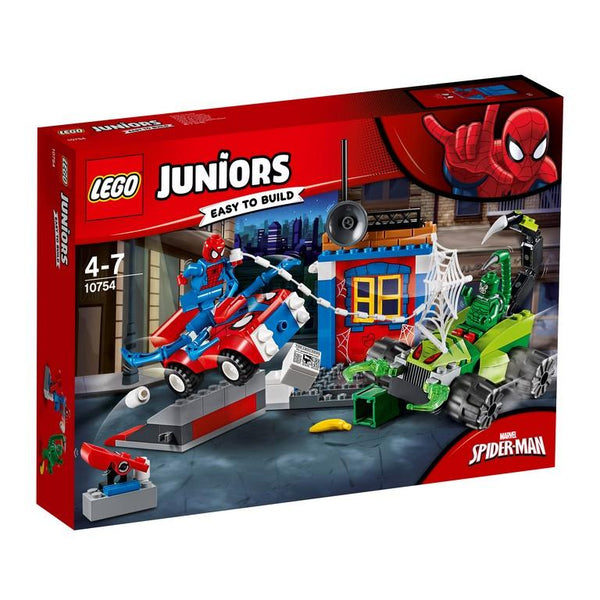 10754 Spider-Man vs. Scorpion Street Showdown - LEGO® Bricks World