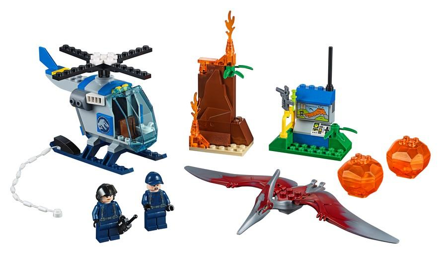 10756 Pteranodon Escape - LEGO® Bricks World