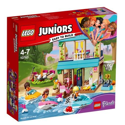 10763 Stephanie's Lakeside House - LEGO® Bricks World