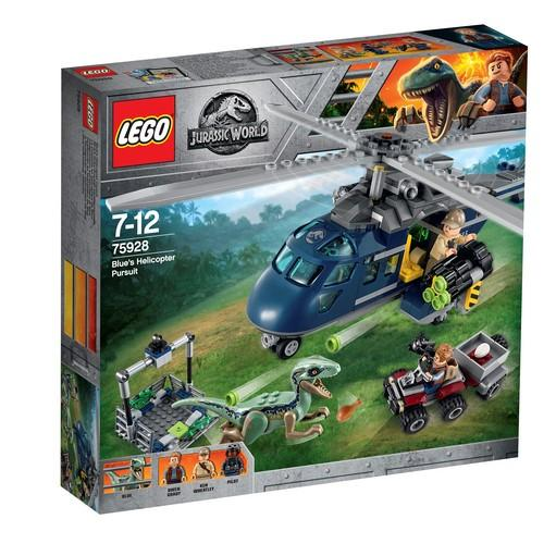 LEGO® Jurassic World™ - 75928 Blue's Helicopter Pursuit
