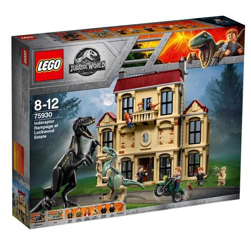 LEGO® Jurassic World™ - 75930 Indoraptor Rampage At Lockwood Estate