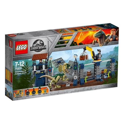 LEGO® Jurassic World™ - 75931 Dilophosaurus Outpost Attack