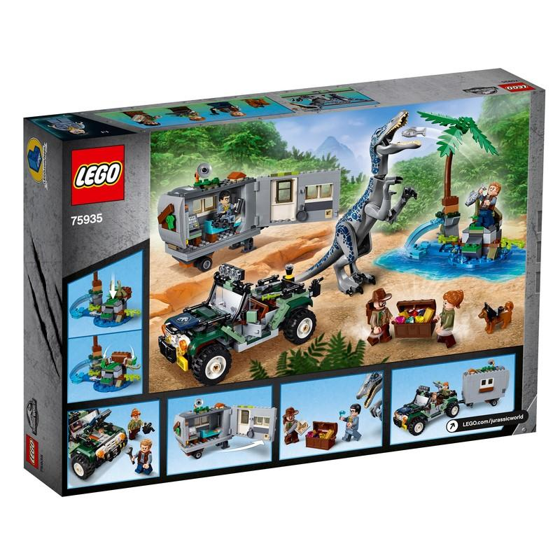 75935 Baryonyx Face-Off: The Treasure Hunt - LEGO® Bricks World