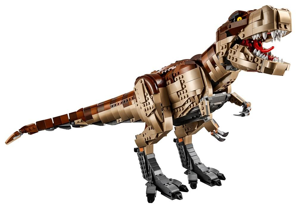 75936 Jurassic Park: T. rex Rampage - LEGO® Bricks World
