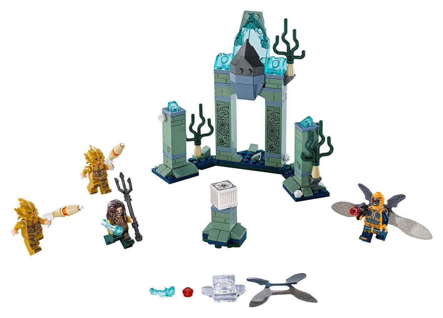 LEGO® Marvel Super Heroes - 76085 Battle Of Atlantis