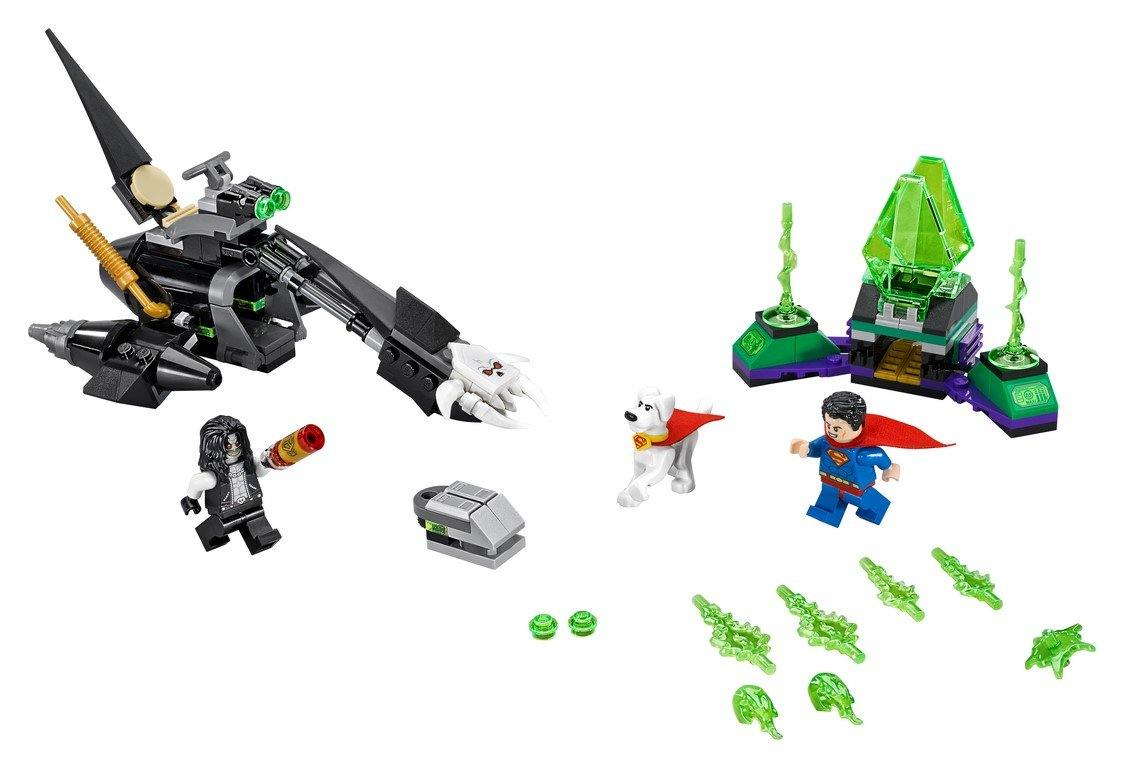 LEGO® Marvel Super Heroes - 76096 Superman™ & Krypto™ Team-Up