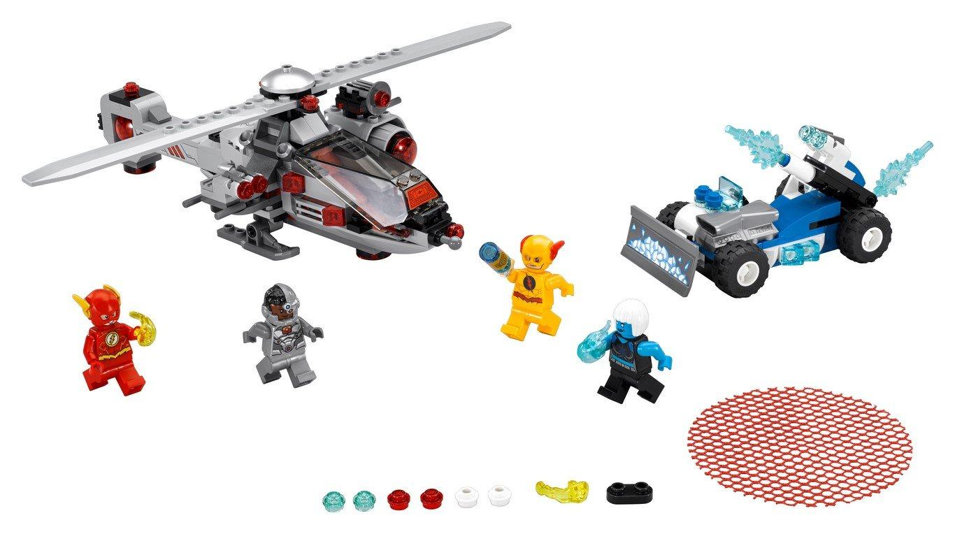 LEGO® Marvel Super Heroes - 76098 Speed Force Freeze Pursuit