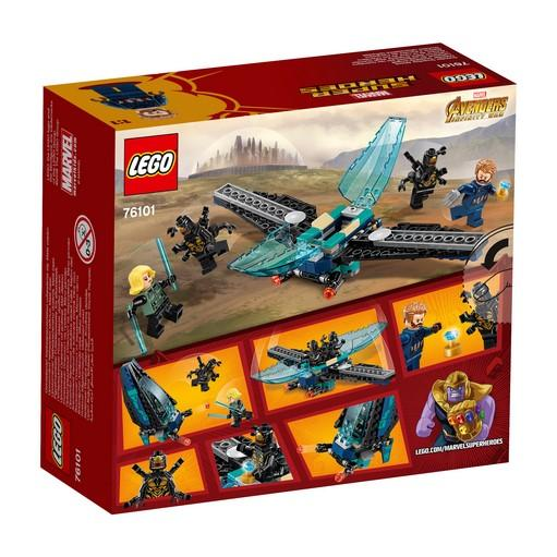 LEGO® Marvel Super Heroes - 76101 Outrider Dropship Attack