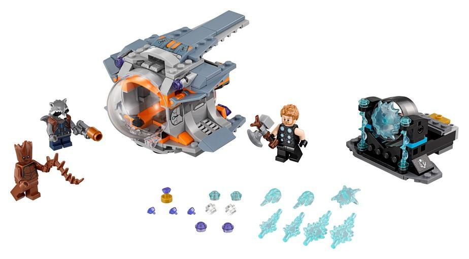 LEGO® Marvel Super Heroes - 76102 Thor's Weapon Quest