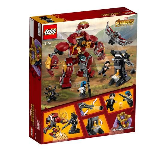 76104 The Hulkbuster Smash-Up - LEGO® Bricks World