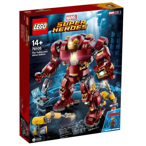 76105 The Hulkbuster: Ultron Edition - LEGO® Bricks World
