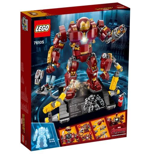 LEGO® Marvel Super Heroes - 76105 The Hulkbuster: Ultron Edition