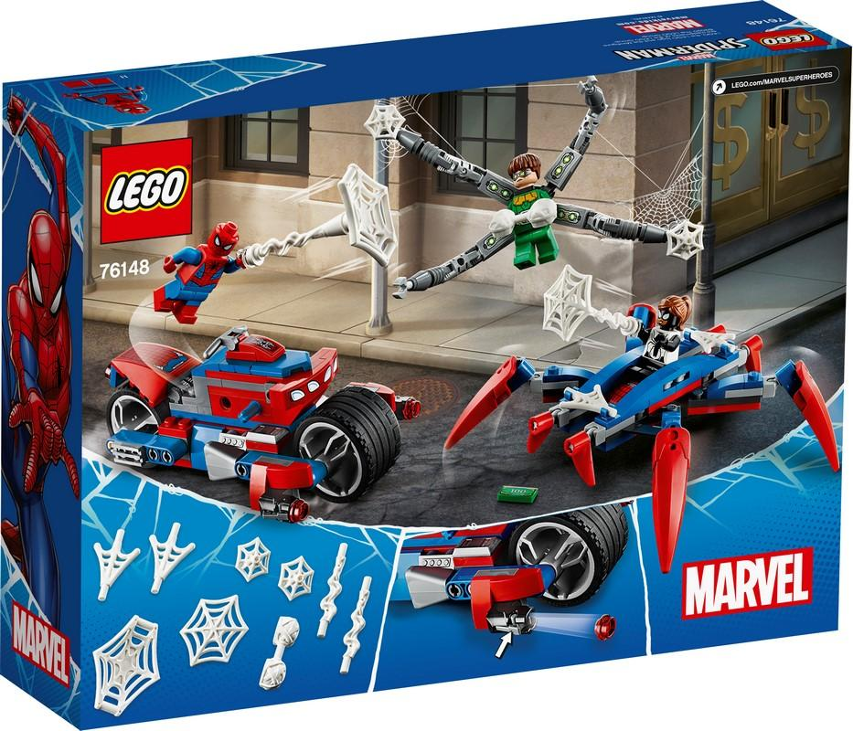 76148 Spider-Man vs. Doc Ock - LEGO® Bricks World