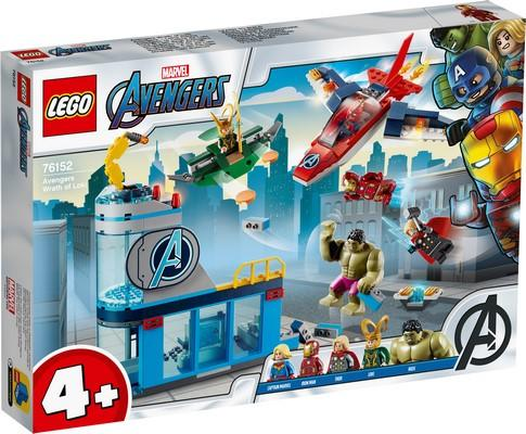 LEGO® Marvel Super Heroes - 76152 Avengers Wrath Of Loki