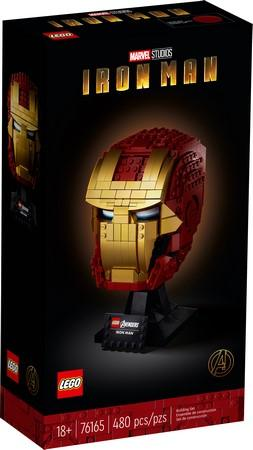 LEGO® Marvel Super Heroes - 76165 Iron Man Helmet
