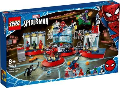 LEGO® Marvel Super Heroes - 76175 Attack On The Spider Lair