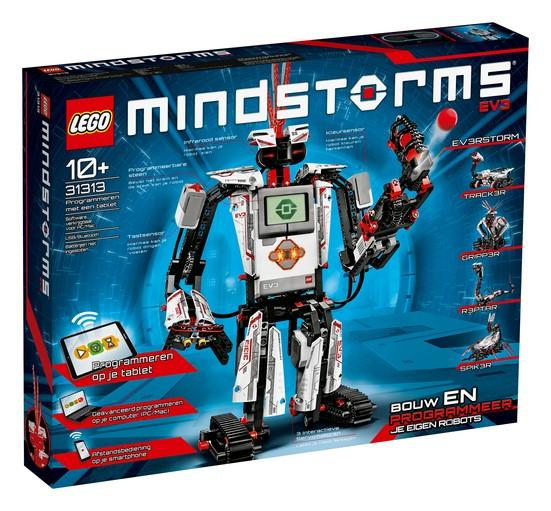 31313 LEGO® MINDSTORMS® EV3 - LEGO® Bricks World