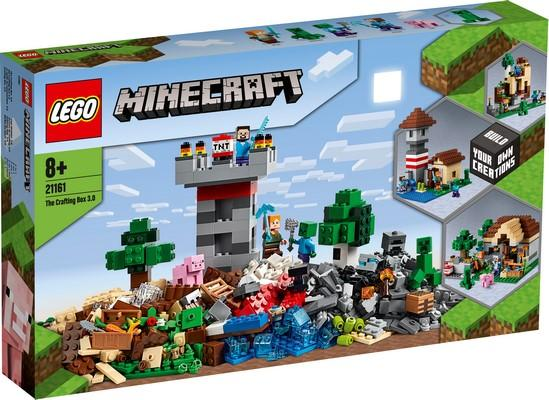 LEGO® Minecraft™ - 21161 The Crafting Box 3.0