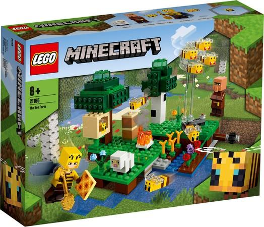 LEGO® Minecraft™ - 21165 The Bee Farm