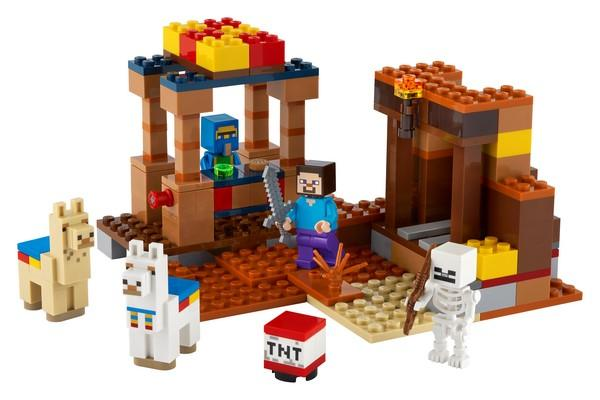 LEGO® Minecraft™ - 21167 The Trading Post