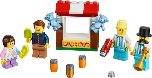 40373 LEGO® Fairground MF Acc. Set - LEGO® Bricks World