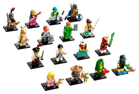 710279 Minifigure Series 20 (Box of 60) - LEGO® Bricks World