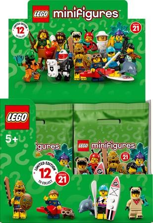 LEGO® Minifigures - 710299 Series 21 (Box Of 36)