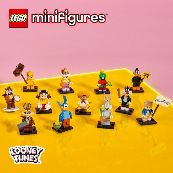 LEGO® Minifigures - 71030 Looney Tunes™ (Single)