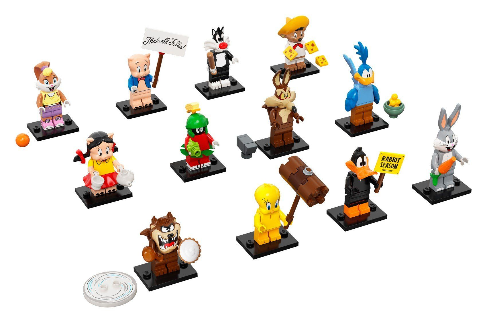 LEGO® Minifigures - 710309 Looney Tunes™ (Box Of 36)