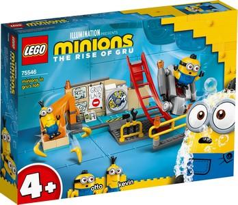 75546 Minions in Gru's Lab - LEGO® Bricks World