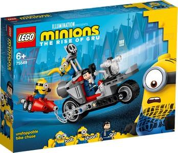 75549 Unstoppable Bike Chase - LEGO® Bricks World