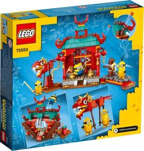 75550 Minions Kung Fu Battle - LEGO® Bricks World