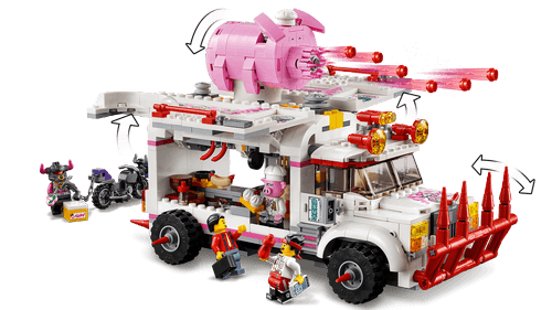 LEGO® Monkie Kid - 80009 Pigsy's Food Truck