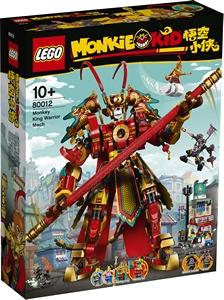 LEGO® Monkie Kid - 80012 Monkey King Warrior Mech