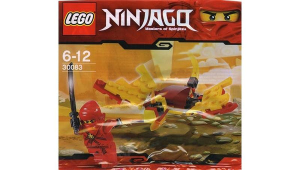 30083 Dragon Flight Polybag - LEGO® Bricks World