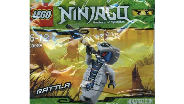 30088 Ninjago Rattla Polybag - LEGO® Bricks World