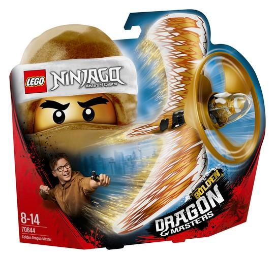 LEGO® NINJAGO™ - 70644 Golden Dragon Master
