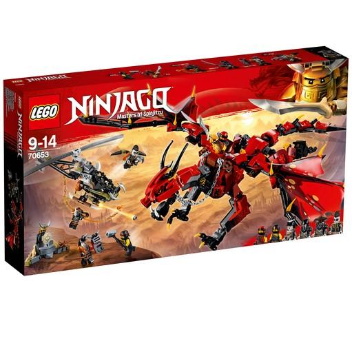 LEGO® NINJAGO™ - 70653 Firstbourne