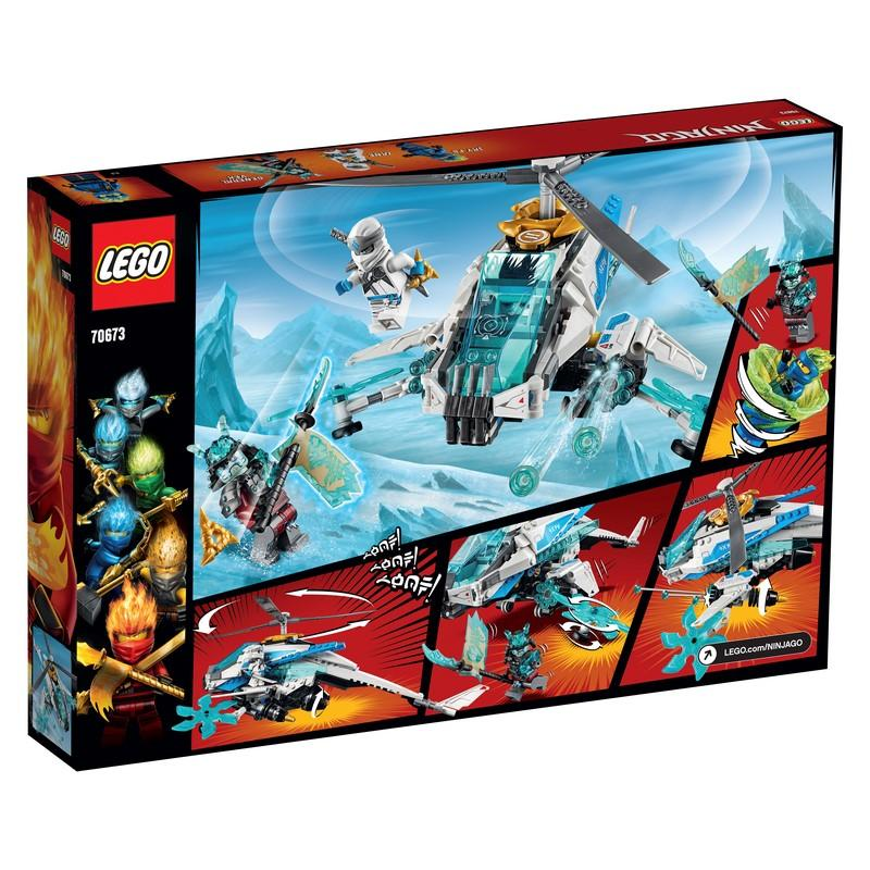 70673 ShuriCopter - LEGO® Bricks World