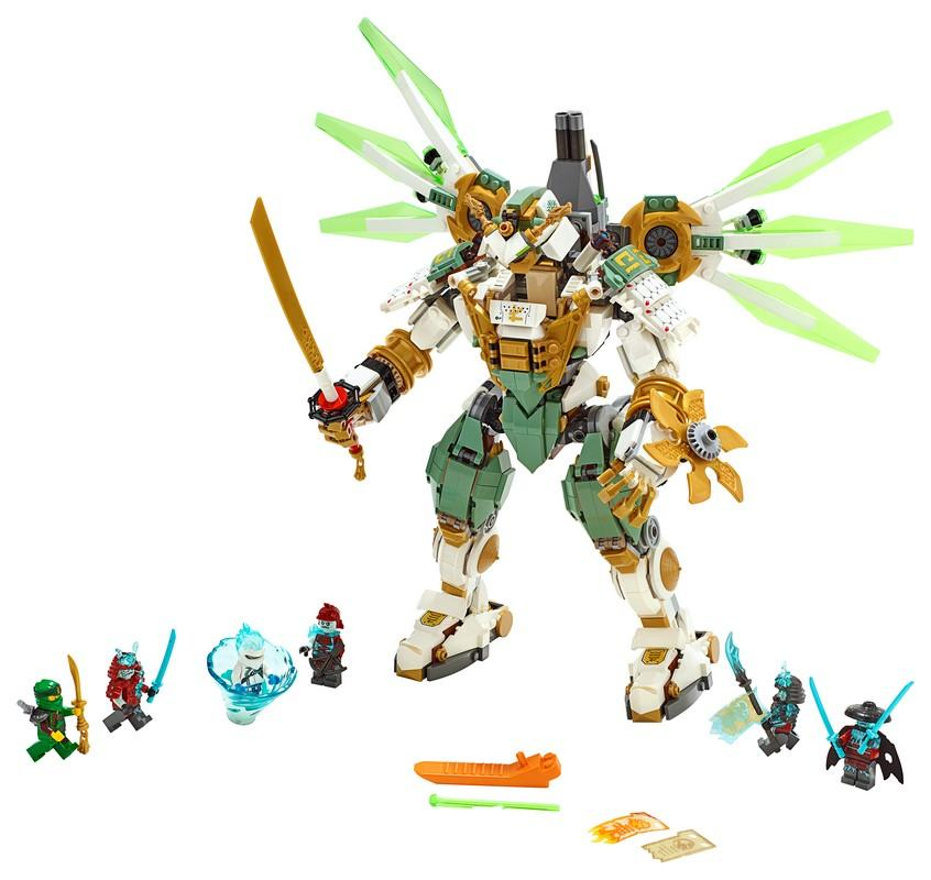 70676 Lloyd's Titan Mech - LEGO® Bricks World