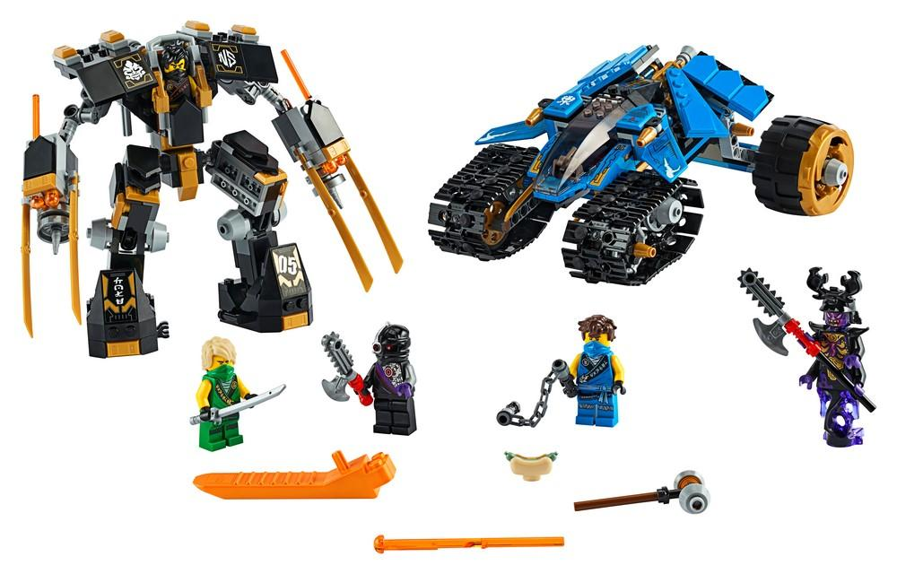 71699 Thunder Raider - LEGO® Bricks World