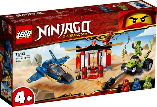 LEGO® NINJAGO™ - 71703 Storm Fighter Battle
