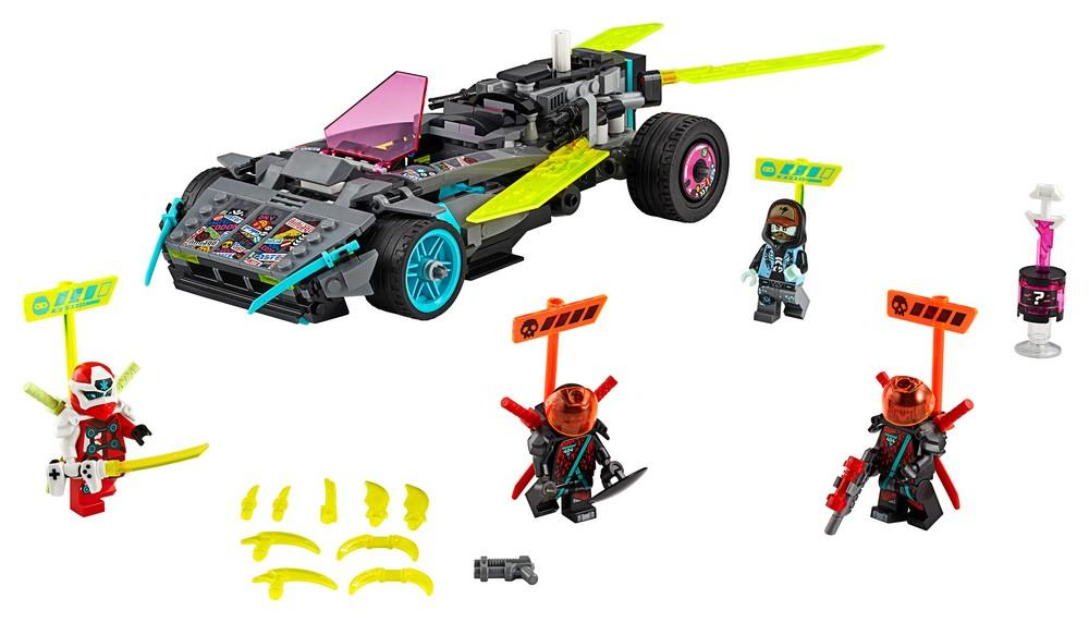 71710 Ninja Tuner Car - LEGO® Bricks World