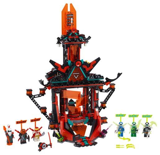 71712 Empire Temple of Madness - LEGO® Bricks World