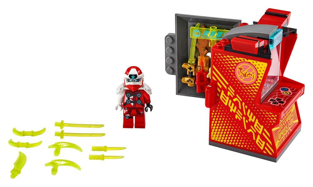 71714 Kai Avatar - Arcade Pod - LEGO® Bricks World