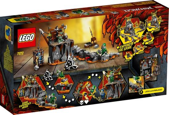 LEGO® NINJAGO™ - 71717 Journey To The Skull Dungeons