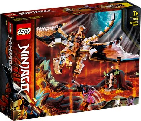 LEGO® NINJAGO™ - 71718 Wu's Battle Dragon