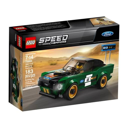 LEGO® Speed Champions - 75884 1968 Ford Mustang Fastback