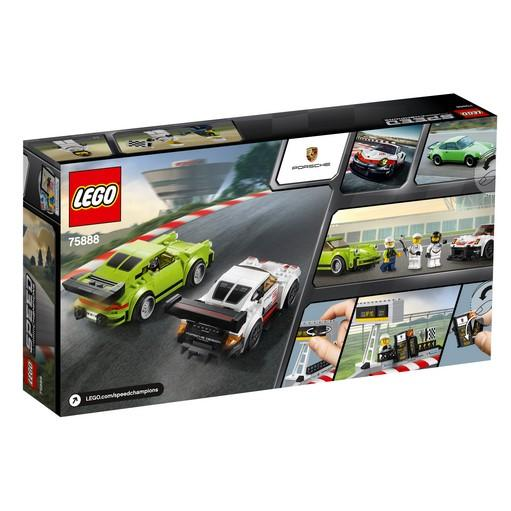 LEGO® Speed Champions - 75888 Porsche 911 RSR And 911 Turbo 3.0