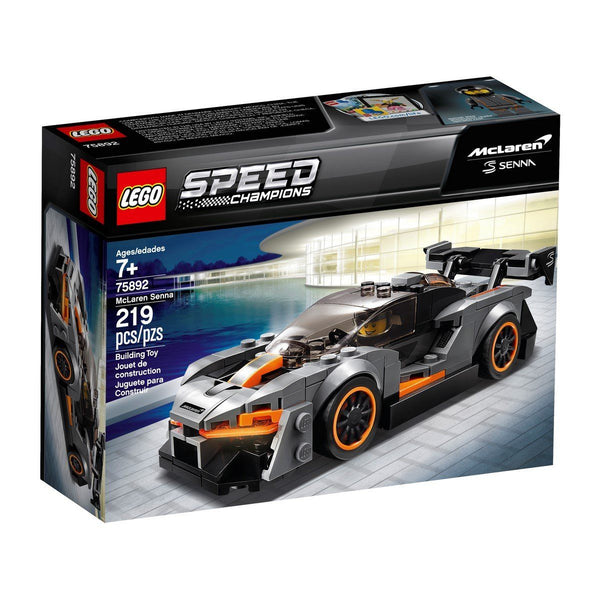 75892 McLaren Senna - LEGO® Bricks World